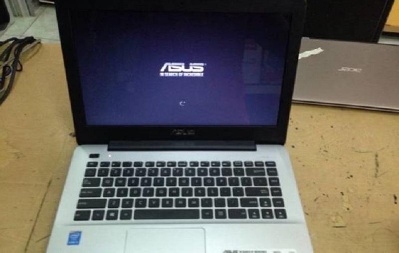 Laptop ASUS X455L còn bảo hành 22 th