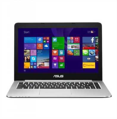 Laptop Asus K401L đã upgrade Ram 8GB và SSD 240GB