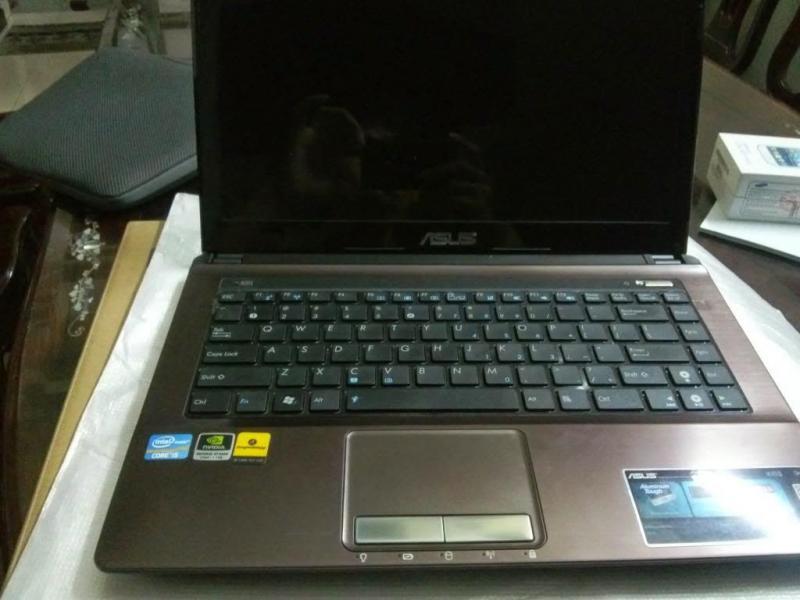 Laptop asus k43S giá rẻ cho sinh viên