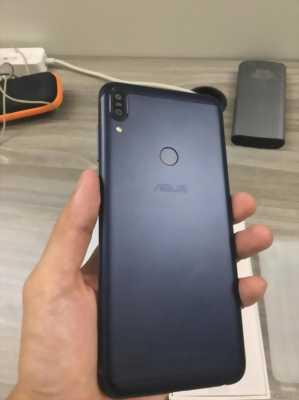 Zenfone 4 Max Pro xanh đen
