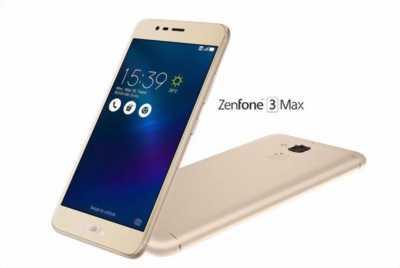 Asus Zenfone 3 max Vàng