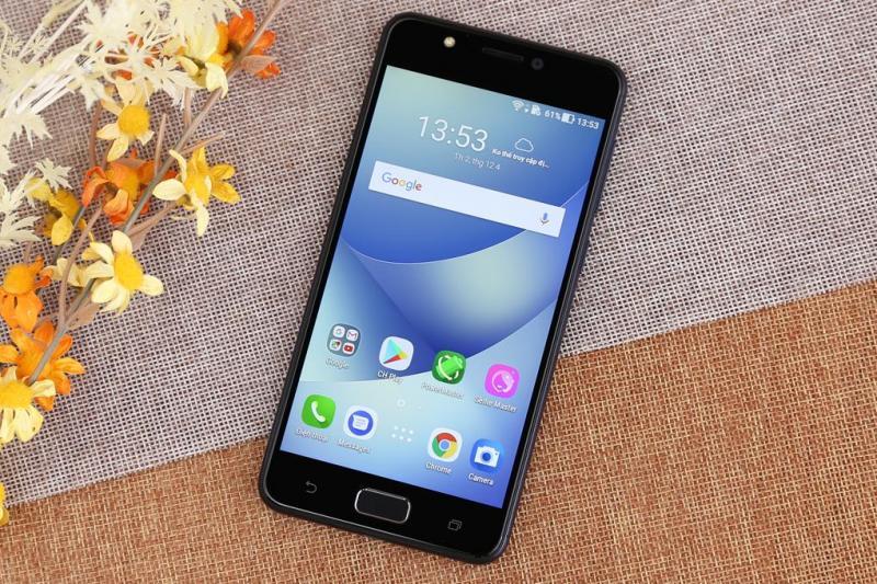 Asus Zenfone 4 8 GB đen huyện trảng bàng