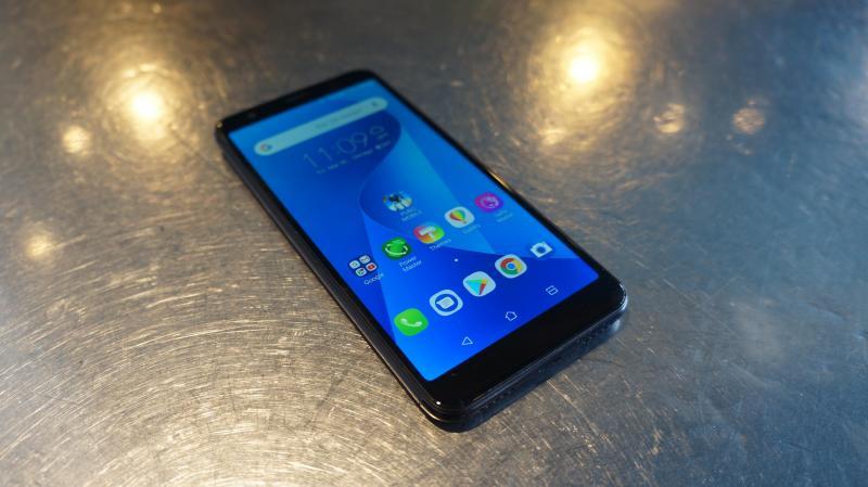 Asus Zenfone Max Plus M1 Đen