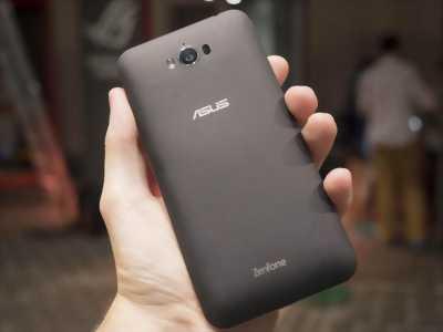 Asus Zenfone Max 16 GB đen