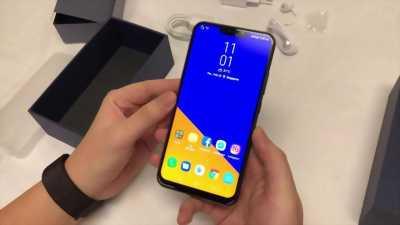 Asus zenfone 5 2018 giao lưu