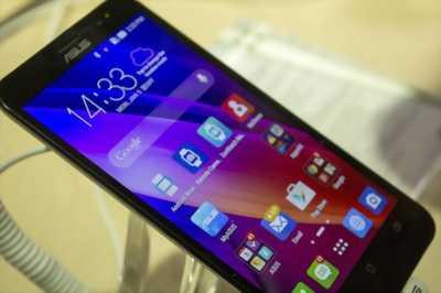 Asus Zenfone 2 32 GB xám. Ram 4g huyện xuân lộc