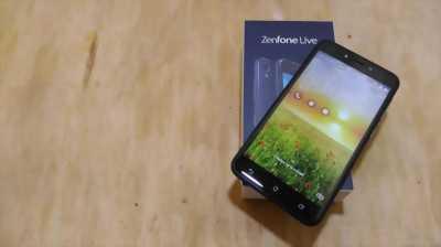 Asus ZenFone Live đen Ram 2GB Rom 16GB quận 1