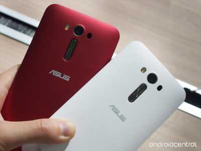 Asus Zenfone 2 Đỏ