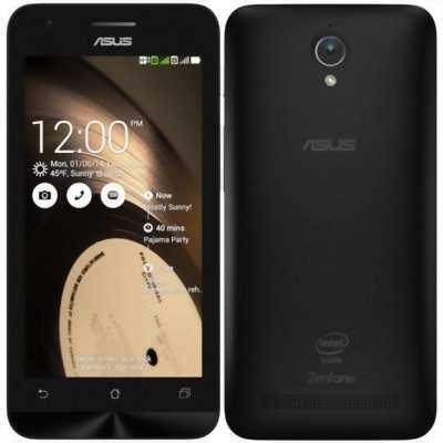 Asus Zenfone Go 16 GB đen
