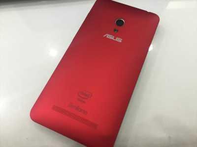 Asus Zenfone 5.đỏ đỏ cho em nhỏ nó thích.