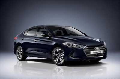 Hyundai Avante 2012 Số sàn