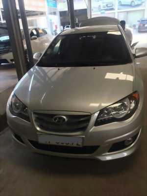 Cần bán Hyundai Avante 1.6 MT đời 2016, màu bạc