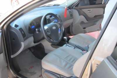 Mình cần bán ô tô Hyundai Avante năm 2012, màu nâu new 98%
