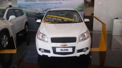 Bán xe Chevrolet Aveo, hỗ trợ vay 90% giá trị xe.