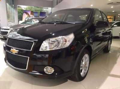 Chevrolet Aveo giảm 60 triệu, hỗ trợ ngân hàng 80%