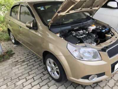 Cần bán xe Chevrolet Aveo 2017 số sàn vàng cát