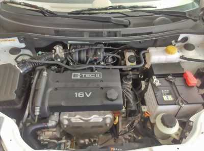 Chevrolet Aveo LTZ 2017 giảm thêm 30triệu đồng