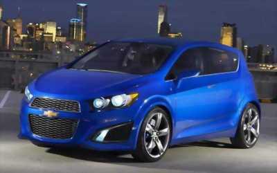 Chevrolet Aveo, hỗ trợ vay 100%, giảm ngay 30tr tiền mặt