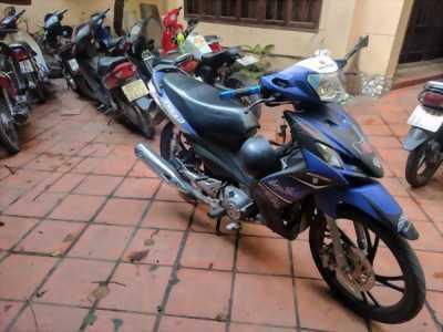 Suzuki Axelo 2O14 côn tay trắng xanh chính chủ biển 5