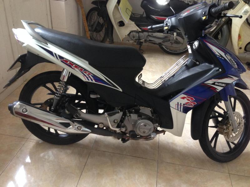 Suzuki Axelo ngay chủ.biển số 60b6