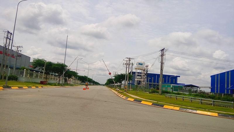 Bán đất nền dự án tại VSIP II Bình Dương giá rẻ 2.5triệu/m2, 300 triệu/nền bao đẹp