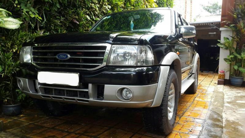 Bán Ford Everest 2005 - Chính Chủ