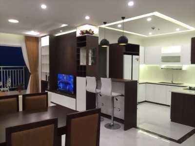 Bán gấp căn hộ Sunrise mới, 124m2, 3PN, giá 5,1 tỷ