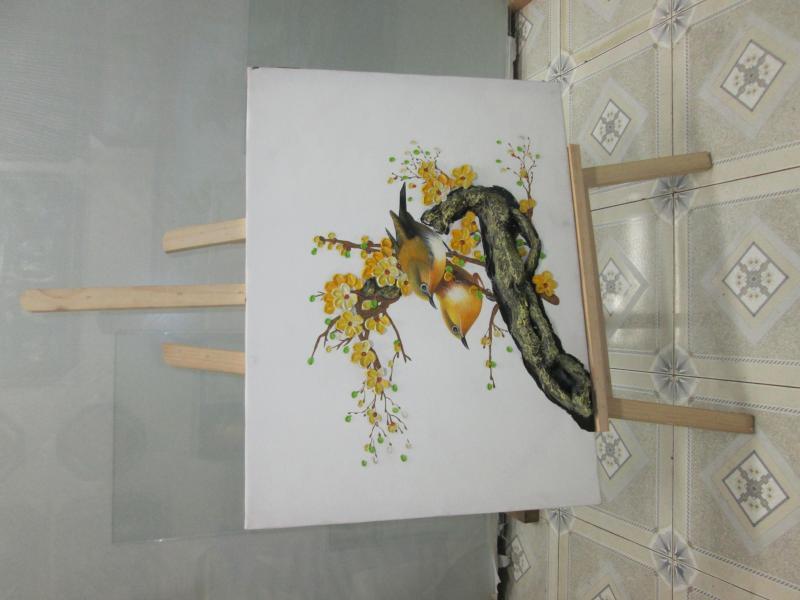 Bán Giá vẽ khung gỗ được làm từ gỗ tự nhiên, dùng để vẽ hay đặt bảng viết, tranh ảnh, biển quảng cáo