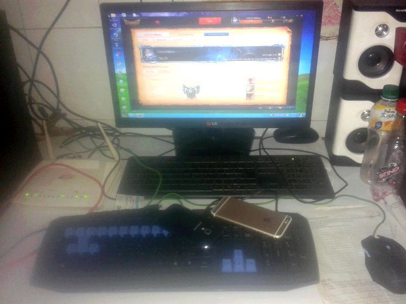Bán linh kiện PC, thùng PC, Laptop