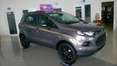 Bán ô tô Ford EcoSport Black Edition đời 2016, giao xe ngay, hỗ trợ vay 80%, giá rẻ bất ngờ