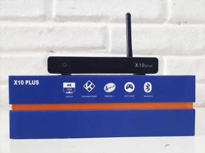 TV box X10Plus ATV Điều khiển bằng giọng nói