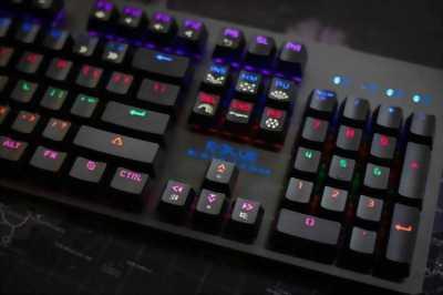 Keyboardled RGB Blue Switch gaming chính hãng