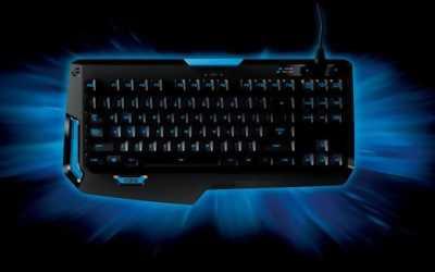 Bàn phím chơi game Logitech G310