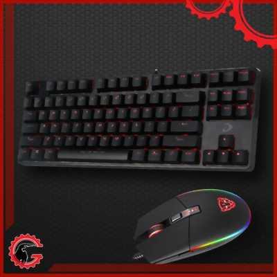Cần bán combo bàn phím dareu dk87, mouse ie 1.1a