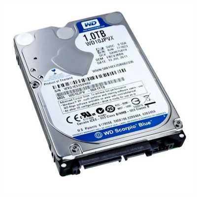 Bán ổ cứng laptop đã qua sử dụng 320gb