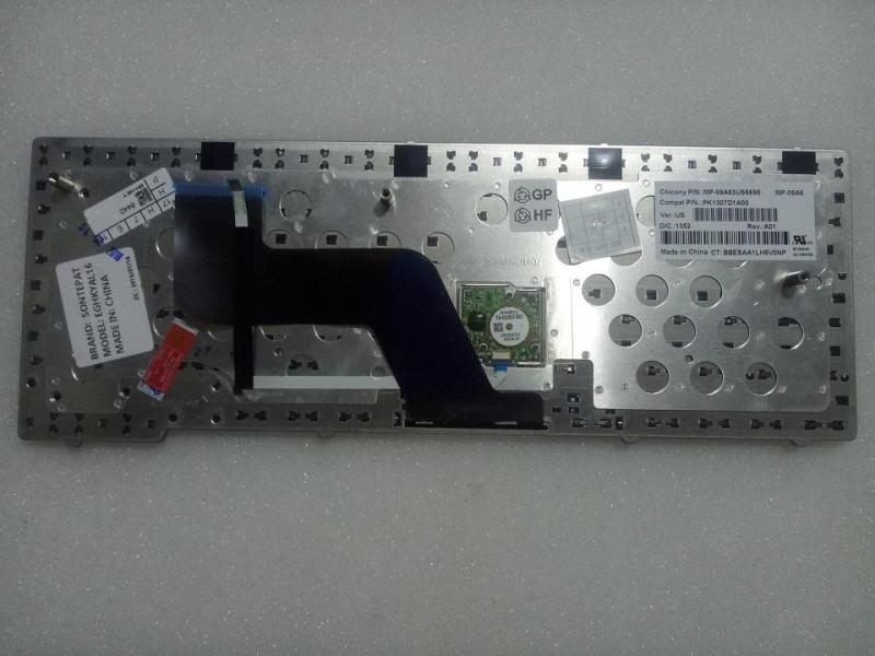 Bàn phím Laptop HP 8440p Chuẩn ngôn ngữ Tiếng Anh, q.1