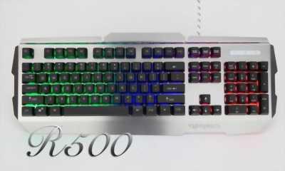 Bàn phím giả cơ Bosston RDRAGS R500 phím đen