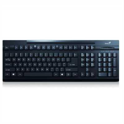 Bàn phím PC Genius KB-110X cổng USB giá kỹ thuật