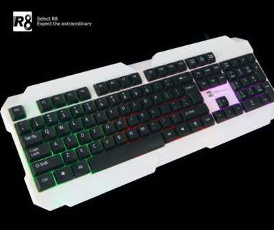 KEYBOARD R8 - A3 LED