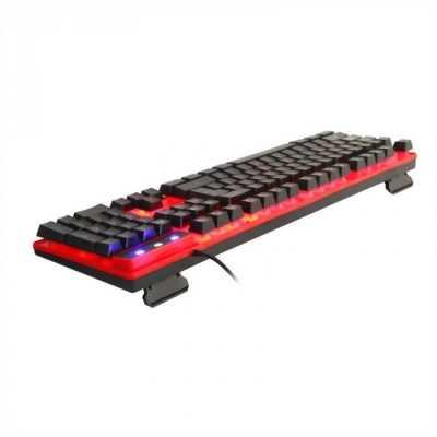 Keyboard game Coolerplus CPK X2 đỏ led RGBchính hãng