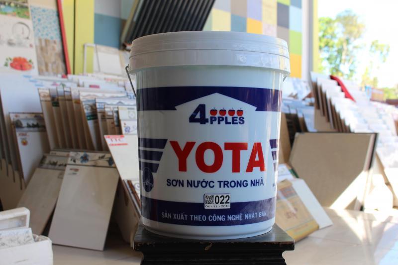 Bán sơn tường nhà yota giá rẻ