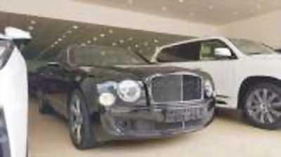 Bán xe ô tô Bentley Mulsanne Speed 2015