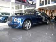 Bán xe ô tô Bentley Mulsanne Speed 2017 giá 25 Tỷ