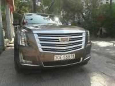 Bán xe ô tô Cadillac Escalade ESV Platinium 2015 giá 6 Tỷ 750 Triệu