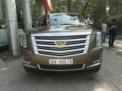 Bán xe ô tô Cadillac Escalade ESV Platinium 2015 giá 6 Tỷ 790 Triệu