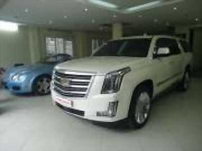 Bán xe ô tô Cadillac Escalade ESV Platinium 2016 giá 6 Tỷ 690 Triệu
