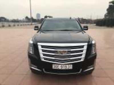 Bán xe ô tô Cadillac Escalade ESV Platinium 2016 giá 7 Tỷ 450 Triệu