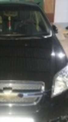 Bán xe ô tô Chevrolet Aveo 1.5 MT 2012 giá 292 Triệu
