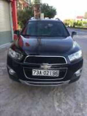 Bán xe ô tô Chevrolet Captiva LT 2.4 MT 2013 tại Nghệ An.