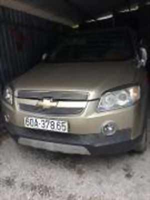 Bán xe ô tô Chevrolet Captiva LTZ Maxx 2.0 AT 2009